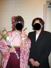 さよこる@めいぽ-卒業式