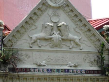 fujiyanのシンガポール駐在記-ショップハウス(412-418 Balestier Road)の装飾
