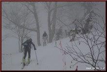 ロフトで綴る山と山スキー-シール登行