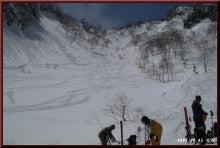 ロフトで綴る山と山スキー-撤収準備