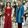 デヴィ夫人と假屋崎省吾氏のパーティのご案内の画像