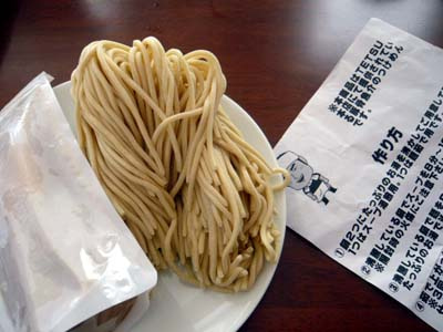 大盛上等!ダイエット挫折日記 in 札幌-つけめんTETSU