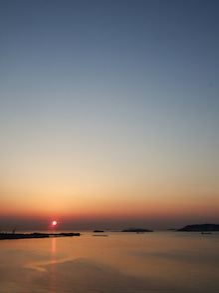 憩いの空間-そら--sunset