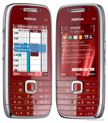 ノキア大好き!N82最高!次はE75、N97をゲットだ!NM706iとX02NKも最高!-E751