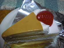 manasan's blog-プリンケーキ