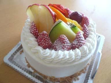はらへりこめこの子育て日記 ~りゅうくん、はじめてのごはん~-ケーキ