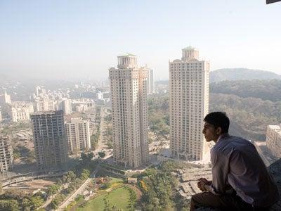 愛情いっぱい!家族ブロ!-急成長したムンバイの街