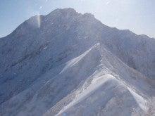 関西蛍雪山岳会のページ-阿弥陀岳北稜