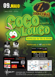 Zoom Disco Club - Site Oficial