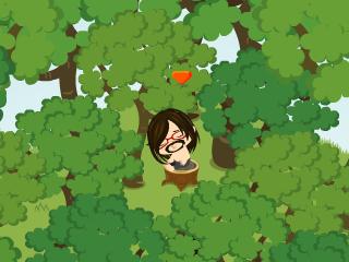 最果てのつぶやき-代々木中央公園