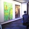 蒲原元さんの個展。の画像