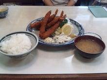 静岡おいしいもん!!! 三島グルメツアー-200.エビフライ