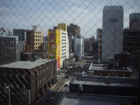 帽子のターンアラウンドマネージャー札幌を行く - 認定事業再生士のブログ-南側を望む