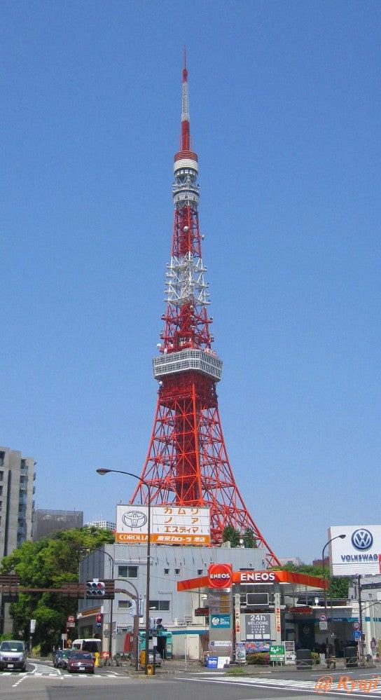 ∞最前線 通信-Tokyo Tower