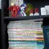 会社の本棚に……の画像