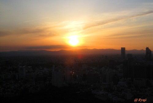 ∞最前線 通信-夕陽