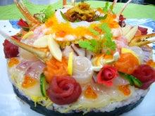 夢見る料理人-寿司ケーキ
