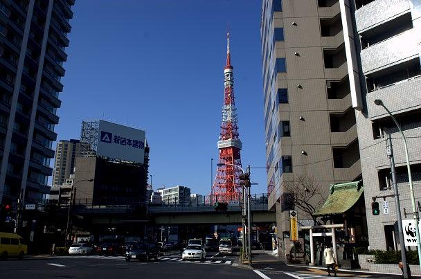 シュンジ@CANDID PHOTOGRAPH撮影日記-東京タワー