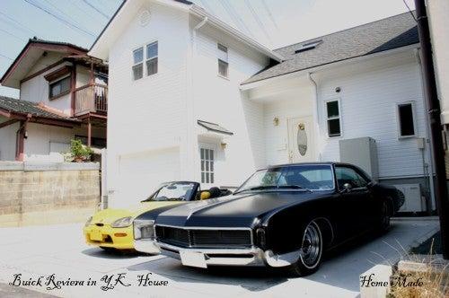 住まいと環境~手づくり輸入住宅のホームメイド-Buick Reviera1