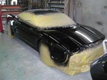 京都のくるま修理屋のブログ(板金塗装・中古車販売・ボディーコーティング)-NSX 全塗装