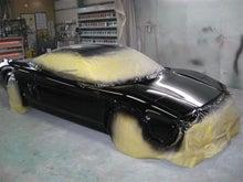 京都のくるま修理屋のブログ(板金塗装・中古車販売・ボディーコーティング)-NSX 塗装