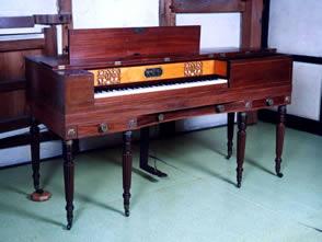 シーボルトのピアノ