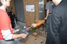 たまおのほし-20090516_子豚3_運ぶ
