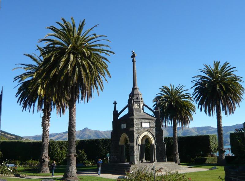 I have a dream-akaroa3 NZ