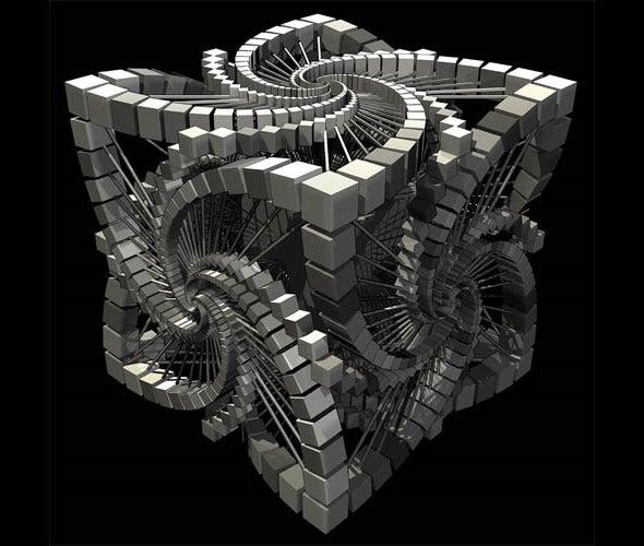 マジックリアリズム-fractal4