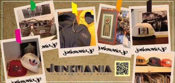 JUNKMANIA〔ジャンクマニア〕WEB SHOP BLOG-junkmania ジャンクマニア