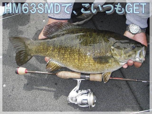 桧原湖 猪苗代湖 秋元湖 スモールマウスバス ガイドサービス バス釣り 渓流のリバーガイド -2009 Big Lake
