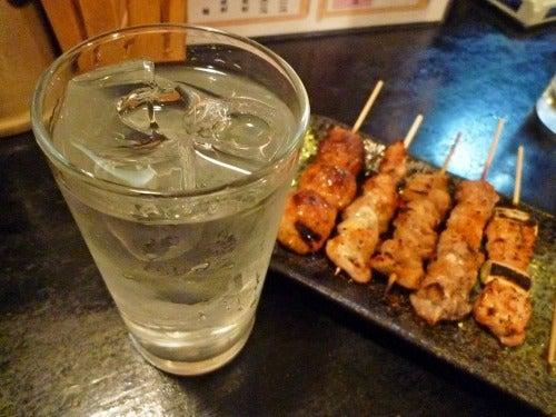 酒リーマンのフードライフat京都-焼酎