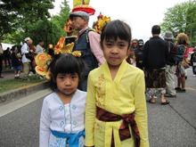 HIFF 広島インドネシア家族会-えなちゃん