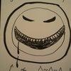 お皿のオバケ☆の画像
