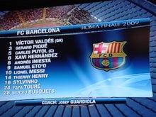 FCバルセロナ 日記 ~現地バルセロナからではありません・・・~-4