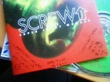 音楽と私-SCREW UP