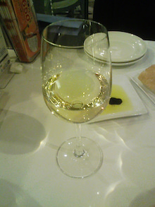 ニコタマ定食-ワイン