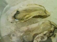 ニコタマ定食-本日の生牡蠣その3(広島県 袋ノ内湾産)