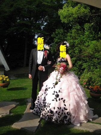 TheoBlog     -テオブログ--新婚さん♪