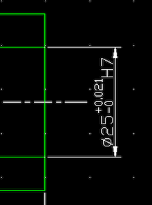 CAD・CAD・Autocad-寸法公差記号1