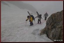 ロフトで綴る山と山スキー-葱平へ