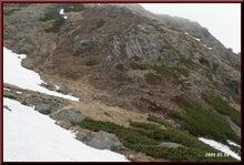ロフトで綴る山と山スキー-焼け跡