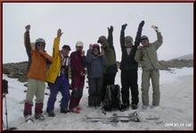ロフトで綴る山と山スキー-万歳