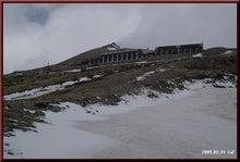 ロフトで綴る山と山スキー-白馬山荘