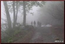 ロフトで綴る山と山スキー-霧の中へ