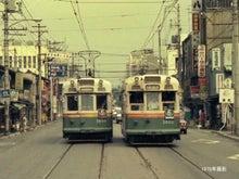 レールは、こころをつなぐ道-1978年 ユニバーサル模型社前 廃止直前の京都市電