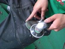 京都のくるま修理屋のブログ(板金塗装・中古車販売・ボディーコーティング)-ゴルフクラブ 磨き