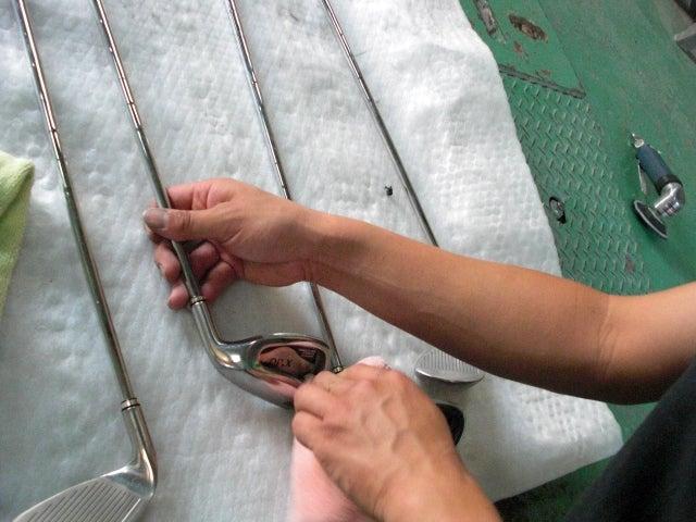 京都のくるま修理屋のブログ(板金塗装・中古車販売・ボディーコーティング)-ゴルフ コーティング