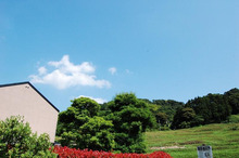Open!YAMAnDA-葉山の空