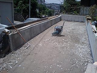 名古屋西区発!写真で見る外構、エクステリア(門やお庭)リフォームのビフォーアフター!